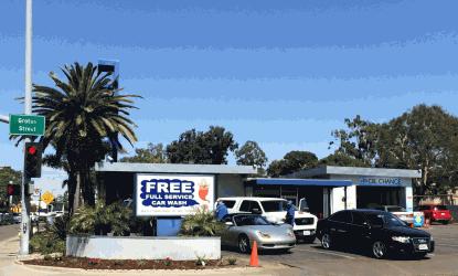 Genie Car Wash San Diego Prices