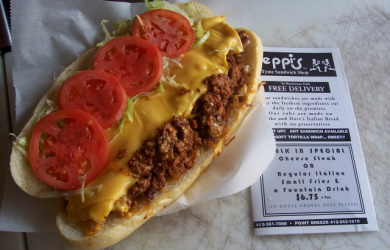 Peppi's -Half off at Peppi's Old Tyme Sandwich Shop! Choose from 4 locations!