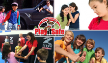 Play It Safe-$20.00 for Play It Safe Children's Bully & Stranger Defense Class with Child I.D. Kit