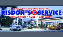 Risdon's 76 Service & Carwash-Classic Hand Car Wash at Risdon's 76 (Save 50%)