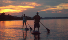 Superior Paddle Board Club-Stand Up Paddle Board Guided Tour - 2 for the price of 1