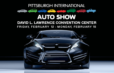 Pgh Intl Auto Show-Exclusive $10 for One-Day Access to Pittsburgh International Auto Show