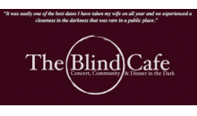 The Blind Cafe-65% off The Blind Cafe Dining in the Dark Experience & Concert