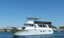 Newport Fun Tours-$39 Romantic Valentine's Harbor Cruise for Two Aboard a Luxury Yacht with Champagne and More