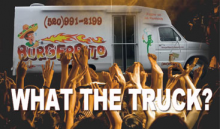 BurgerRito-$8 to spend at one of Tucson's Best Food Trucks