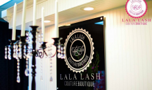 LaLa Lash Couture Boutique-Eyelash Extensions at LaLa Lash Couture Boutique - 2 Options to choose from with a savings up to a 57%