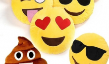 MIles & Co-$14 for 2-Pack of Emoji Keychains