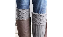 MIles & Co-$15 for Laced Boot Cuffs - 4 Colors