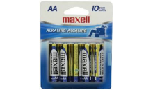 Ecom Ally Corp-$10 for 20 pack of 10-AAA and 10-AA Maxell Alkaline Batteries or 30 pack for $13
