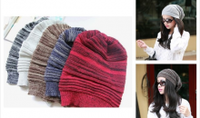 MIles & Co-$13 for Baggy Winter Beanie - 5 Colors