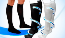 MIles & Co-$15 for a Pair of Compression Socks