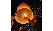 MIles & Co-$18 for 8-Pack of Floating Sky Lanterns