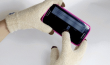 Ecom Ally Corp-$12.00 for Polyester Touch Screen Texting Gloves- Shipping Included