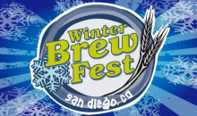 San Diego Winter Brew Fest-Your Tickets to San Diego Winter Brew Fest