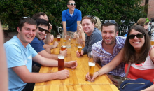 San Diego Ride & Tours, Inc.-San Diego Craft Beer Tour - Ballast Point, Green Flash, Mission, Rough Draft & More!
