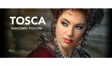 SD Opera-SD Opera Presents - Tosca by Giacomo Puccini