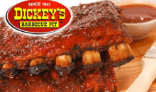 Dickey's Barbecue Pit-$20 for $40 Worth of Texas-style BBQ at Dickey's Barbecue Pit