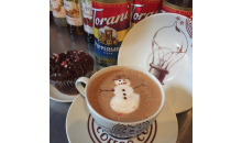 Saxonburg Coffee Company-1/2 off at coffee,smoothies,baked goods & more at Saxonburg Coffee Company! Get 2 $10 certs for $10!