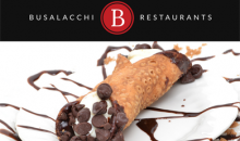 Busalacchi Group-$37.50 for $50 Gift Card Good at All 5 Busalacchi Restaurants (Physical Certificate Mailed to You)