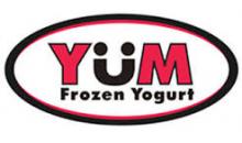 YUM Yogurt-50% off of $25 at YUM Frozen Yogurt