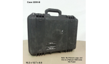 Pioneer Recycling LLC-Pelican/Storm Case #2200 - Black - 16.2x12.7x6.6 - Shipping Included