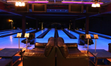 Hollywood Lanes-3 games, shoes & soda for FOUR at Hollywood Lanes for just $9.99! $40 value!