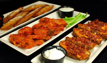 South Park Clubhouse-1/2 off at South Park Clubhouse!  Pizza, burgers, wings, craft beers & much more!