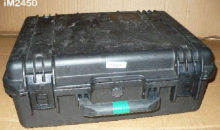 Pioneer Recycling LLC-Pelican iM1550 -Used-Case BLACK 19.20