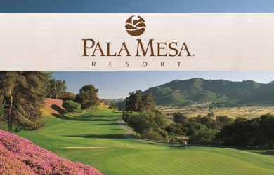 Pala Mesa Golf Resort-Enjoy 50% off 3 Rounds of Golf at Pala Mesa Resort