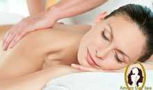 Amore Day Spa-$59 for a Relaxing 40 Minute Strawberry Body Scrub Treatment PLUS 50 Minute Swedish Massage!