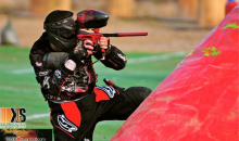 Red Dot Paintball-83% Off Paintball Package for 10 at Red Dot Paintball, A $300 Value for Only $50!