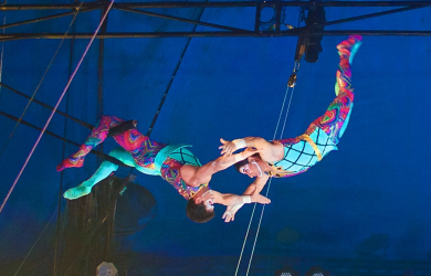 Circus Vargas-Chosen As The Best Circus in San Diego - Circus Vargas at Mission Bay