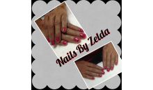 Nails by Zelda-Nails by Zelda at Great Waves Salon. Mani-Pedi or warmsoakandsugarscrub Pedicure or a No Chip Manicure