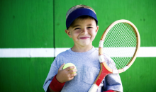 Debbie Mcqueen-$69 for a full week of Half Day Tennis Instruction at Continental Tennis Center Summer Camp