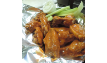 Harrington's-1/2 off at Harrington's!  Amazing wings and more!