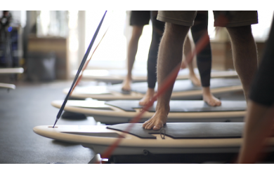 City Surf Fitness (Dallas, TX)-$12 City Surf Classes (use at either/or location)