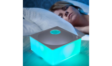 Deal Current TMG-$22 for Northwest Mirage Color Changing Soothing Sound / MP3 Clock (72-M1229)