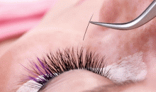 Professional Lashes by Chantelle Slater-Australian Silk Individual Lash Extensions + Collagen Treatment Done in the Comfort of Your Own Home