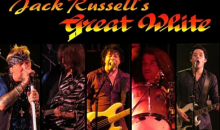 Golden Crown Productions-$25 to see Jack Russell's Great White, Saturday May 7th at Wiens Family Cellars! ($49.95 Value)