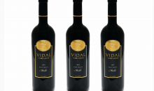 Vedercrest Estates-$42 For Three Bottles of Vidal Merlot