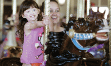 Carousel of Dreams-50% OFF The Carousel of Dreams Ride Pass, 10 Rides for $10!