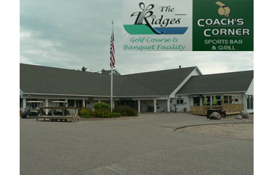 The Ridges Golf Course-The Ridges Golf Course get 1 round of 18 holes with cart for 2 people for $50 - a $100 value