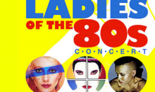 Golden Crown Productions-$25 for a Ticket to Ladies of the 80s, Friday June 3rd at Wiens Family Cellars! ($49.95 Value)