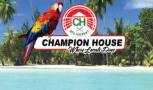Champion House-$25 Gift Certificate for $15 at Champion House!!!