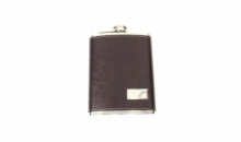 Ecom Ally Corp-$10.95 for a Stylish Mens Brown Flask - Shipping Included