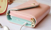 Deal Current-$11 for Crown Smartphone Wallet Clutch - 7 Colors Available