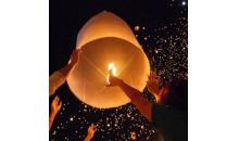 Deal Current-$18 for 8-Pack of Floating Sky Lanterns