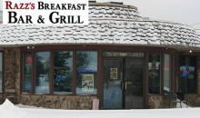 Razz's Bar & Grill in Weston-Razz's Breakfast Bar & Grill in Weston Get a $20 Certificate for $10