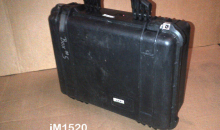 Pioneer Recycling LLC-Pelican Case iM1520 (Used) - Black - 19.78 x 15.77 X 7.41 - Shipping Included