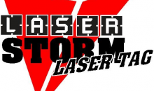 Laser Storm-8 Games of Laser Tag for ONLY $28!  Just $3.50 per game!  Laser Storm On McKnight Rd.
